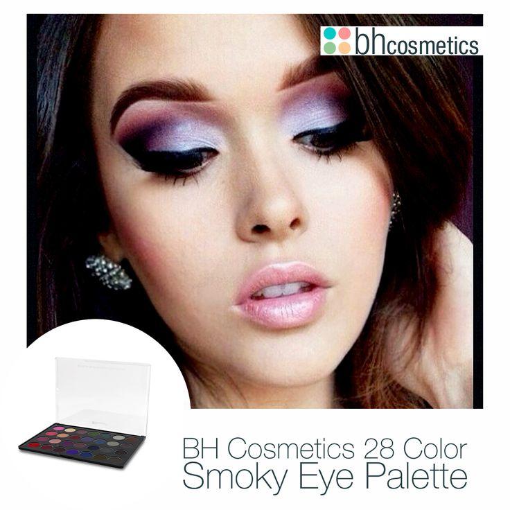 BH Cosmetics 28 Color Smoky Eye Paleti ile göz kamaştırıcı bir makyaj sahibi ol!  Bu ürüne sahip olabilmek için : jimoda.com 'u ziyaret edin. Bh Cosmetics Türkiye : @bhcosmeticstr #Bhcosmetics #Makyaj #Makeup #Beauty #Bakım #Kozmetik