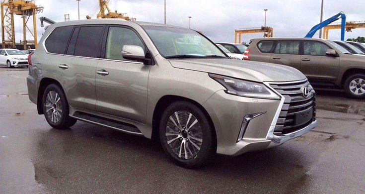 Hot on the heels of leaked images of the updated 2016 Toyota Land Cruiser comes new images of the big SUV's corporate cousin, the 2016 Lexus LX 570. Both vehicles trace their roots back to the 2008 model year, when they were introduced as all-new models, and both were given updates for 2013...