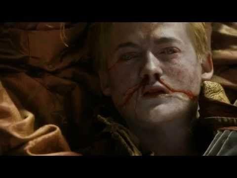Game Of Thrones 4x02 The Purple Wedding - Joffrey Death Scene - Joffrey's Death - YouTube