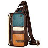Amazon | [ジムマスター] gym master スウェットメガジップボディバッグ G239572 W18 (オレンジ) | ボディバッグ・ワンショルダー