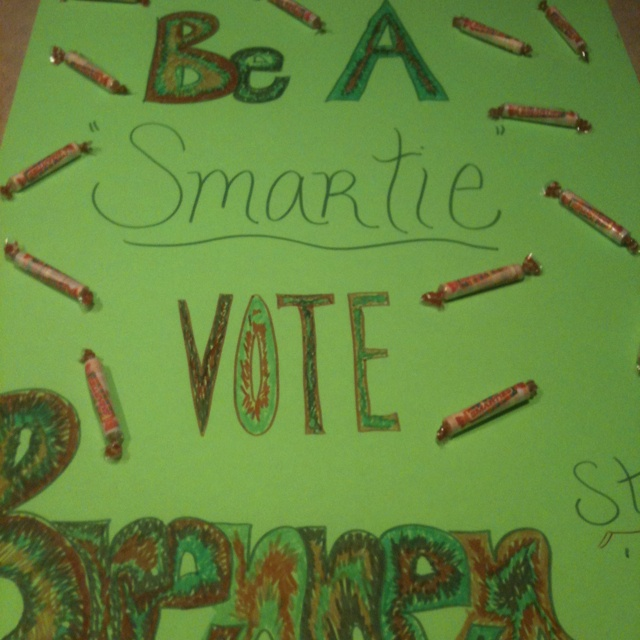 Student Council Poster | Cool for School Ideas | Pinterest ...