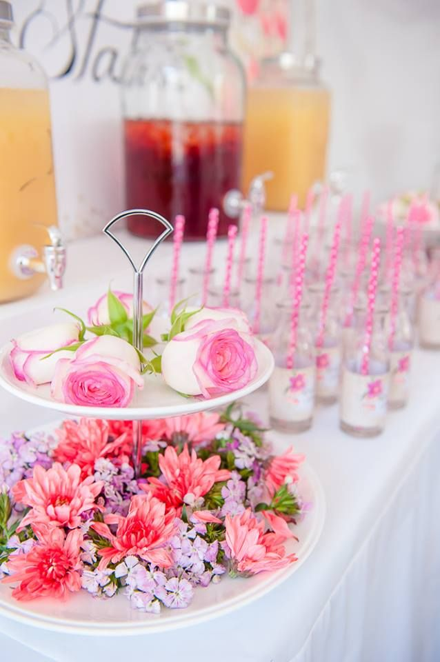 floral pastel bridal shower bridal shower ideas themes
