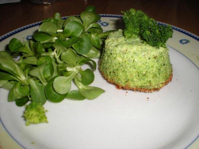 Flan di broccoli – Vegan blog – Ricette Vegan – Vegane – Cruelty Free