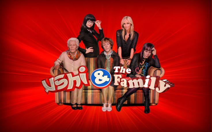 Ushi & The Family