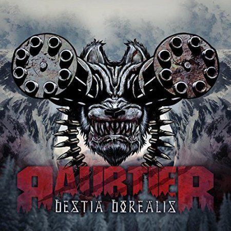 Raubtier - Bestia Borealis (2014) Industrial Metal band from Sweden #Raubtier #IndustrialMetal
