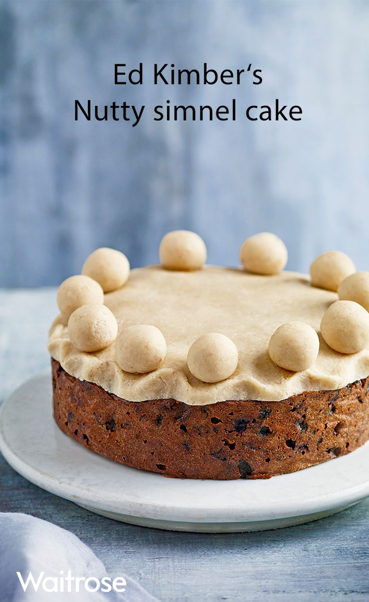 69 best easter baking waitrose images on pinterest home master a traditional simnel cake for easter with ed kimbers delicious recipe available on the waitrose negle