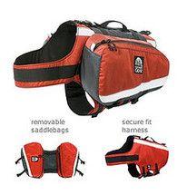 Backpacking thru hike gear list for a dog