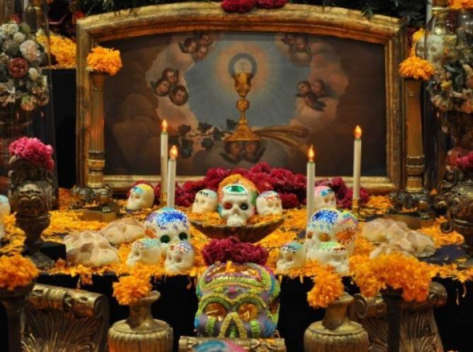 Elementos y significados de la ofrenda de día de muertos | Imagen Radio 90.5