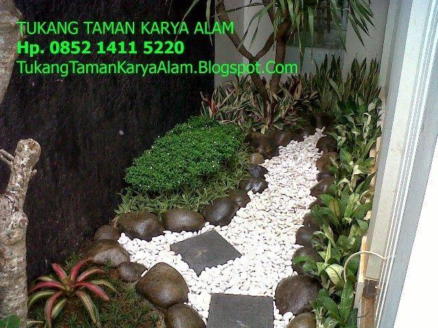 Taman Rumah Indah Mungi Tukang Taman Karya Alam Jasa Taman Bikin Taman Pembuat Taman Hp. 085214115220
