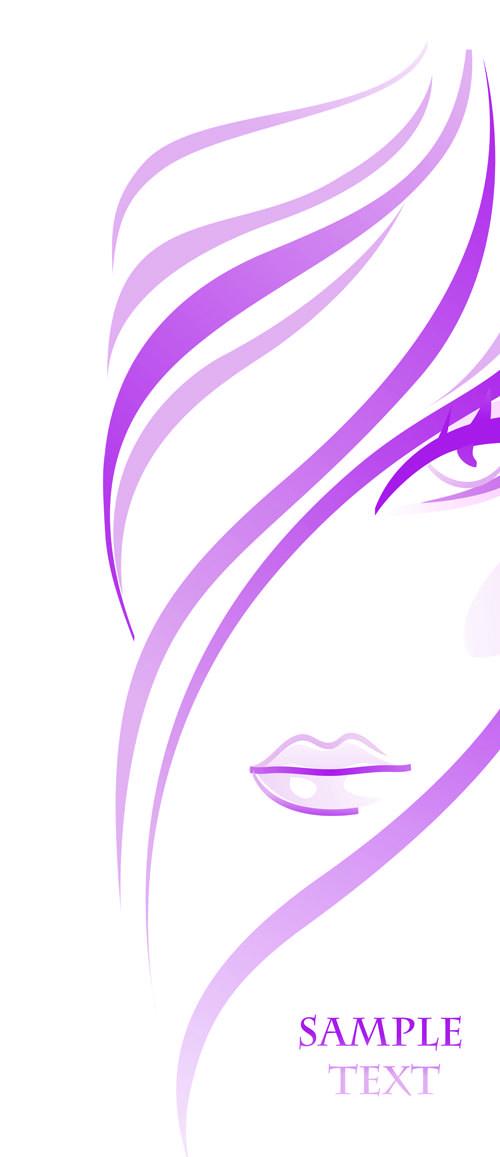 hairdressing designs | Hairdressing Backgrounds Design