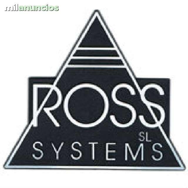 . NAVIDADES  Ross systems s.l. M�s de 30 a�os. servicio t�cnico en parque de actividades empresariales asuaran nave 16 48950 asua vizcaya.   venta y servicio t�cnico.   reparacion y venta de etapas de potencia, cd, amplificadores, cabezas moviles, iluminaci on espectacular, laser, mesas de mezclas, microfonos...  horario de lunes a viernes.  9:30 a 14:00 y 16:30 a 20:00.  sabados de 10:30 a 14:00h.  Web: www.ross.com.es