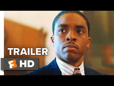 Marshall Trailer #1 (2017) | Movieclips Trailers - YouTube