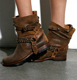 SENDRA MOTORCYCLE BOOTS- from Planet Blue