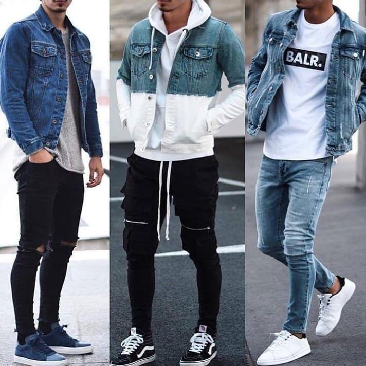 Follow Streetstyle Fashion Men For More Streetwear Inspiration En 2020 Ropa Casual De Hombre Ropa De Moda Hombre Combinacion De Ropa Hombre