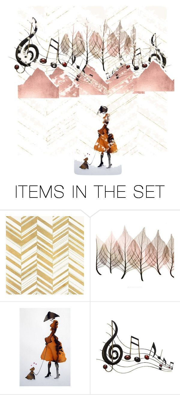 """""""The hills are alive with the sound of music!"""" by diannecollier ❤ liked on Polyvore featuring art and polyvoreeditorial"""