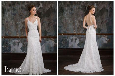 TARNA / Wedding Dresses / Fall 2014 Collection / Jack Sullivan Bridal