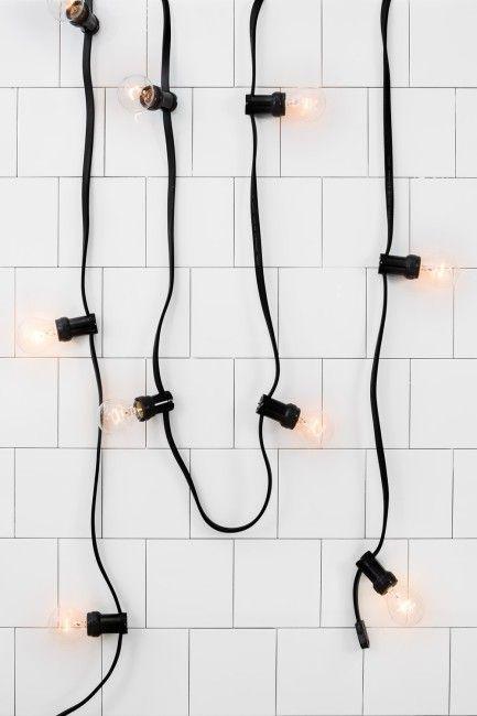 Ljusslinga 10 Glödlampor