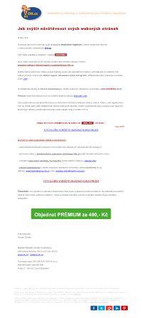 Jak zvýšit návštěvnost svých webových stránek: http://cm.pn/cmg