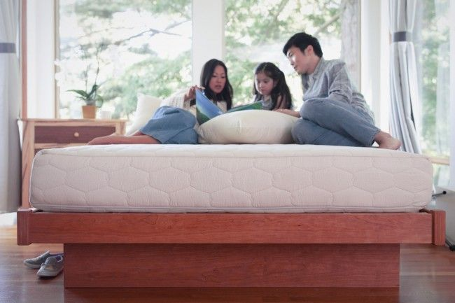 Enchanted Plateau Natural Chemical Free Wood Platform Bed Frame Wood Platform Bed Frame Platform Bed Frame Wood Platform Bed