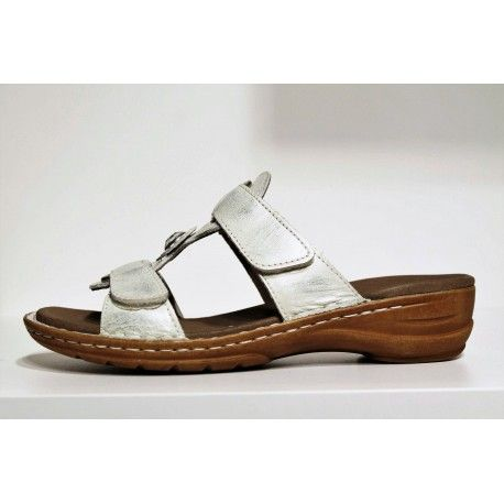 Ara mule hawaii blanc livraison offert  cardel-chaussures.com