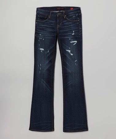 Take a look at this Jetty Bohemi Bootcut Jeans by Cult of Individuality on #zulily today! $49.99