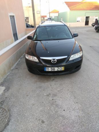Urgente valor fixo Vendo Mazda 6 SW full extras ano 2005 nacional preços usados