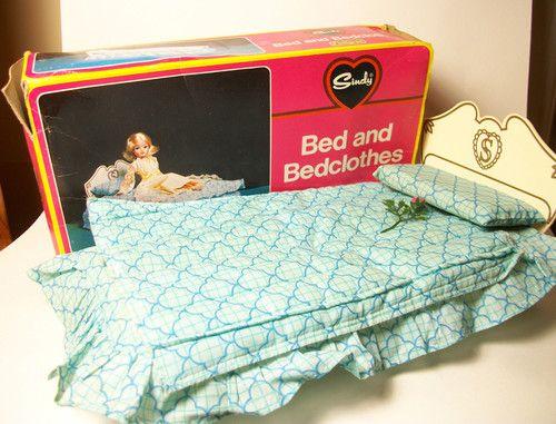 Vintage Pedigree Sindy Dolls Furniture - Bedroom Wardrobe BOXED   eBay