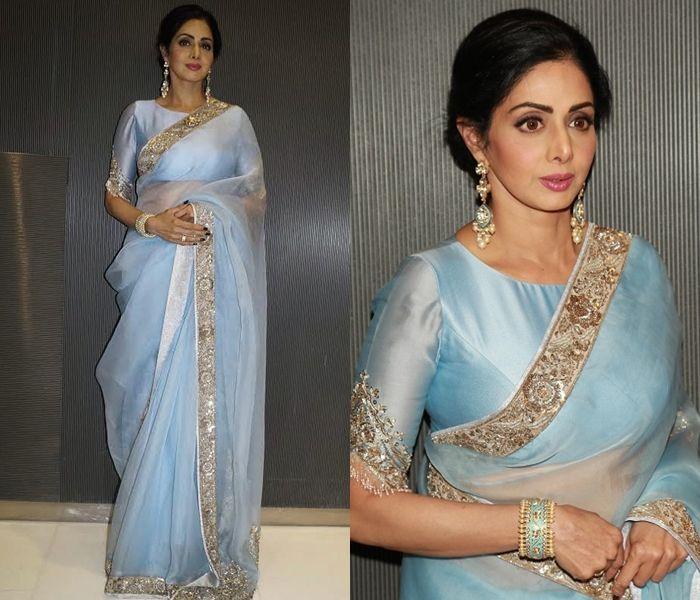 Jewellery To Wear With Plain Saree