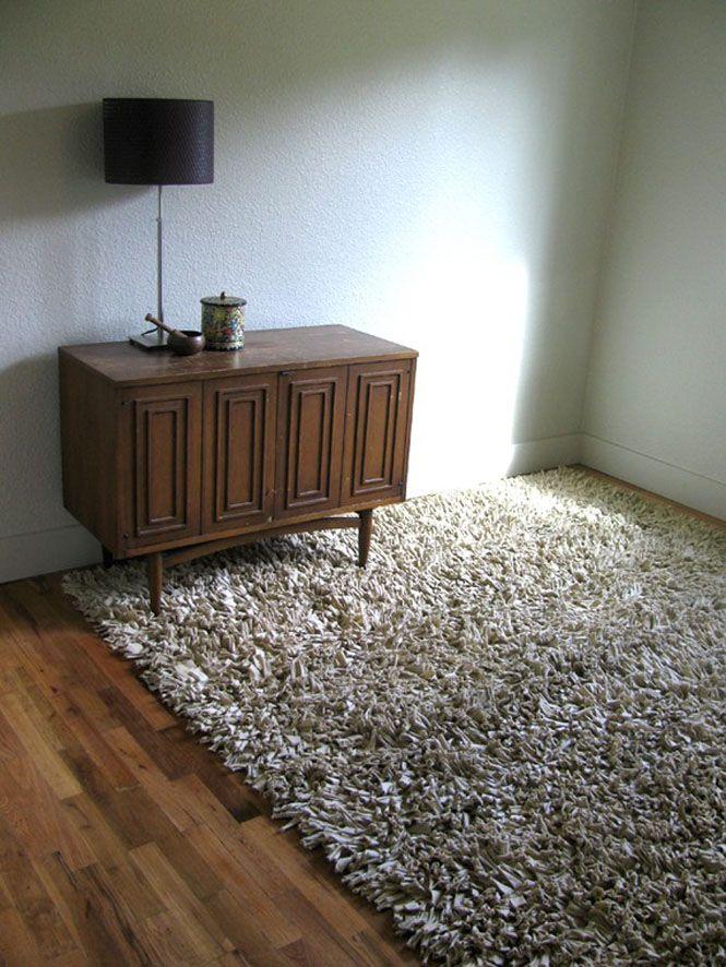M s de 25 ideas incre bles sobre alfombra blanca en for Alfombras para dormitorio