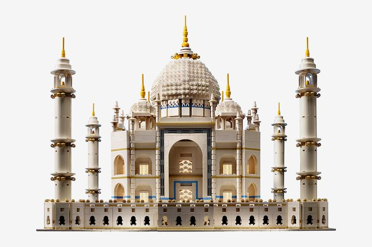 Recreate the Taj Mahal With This Crazy 5,900-Piece LEGO Creator Set