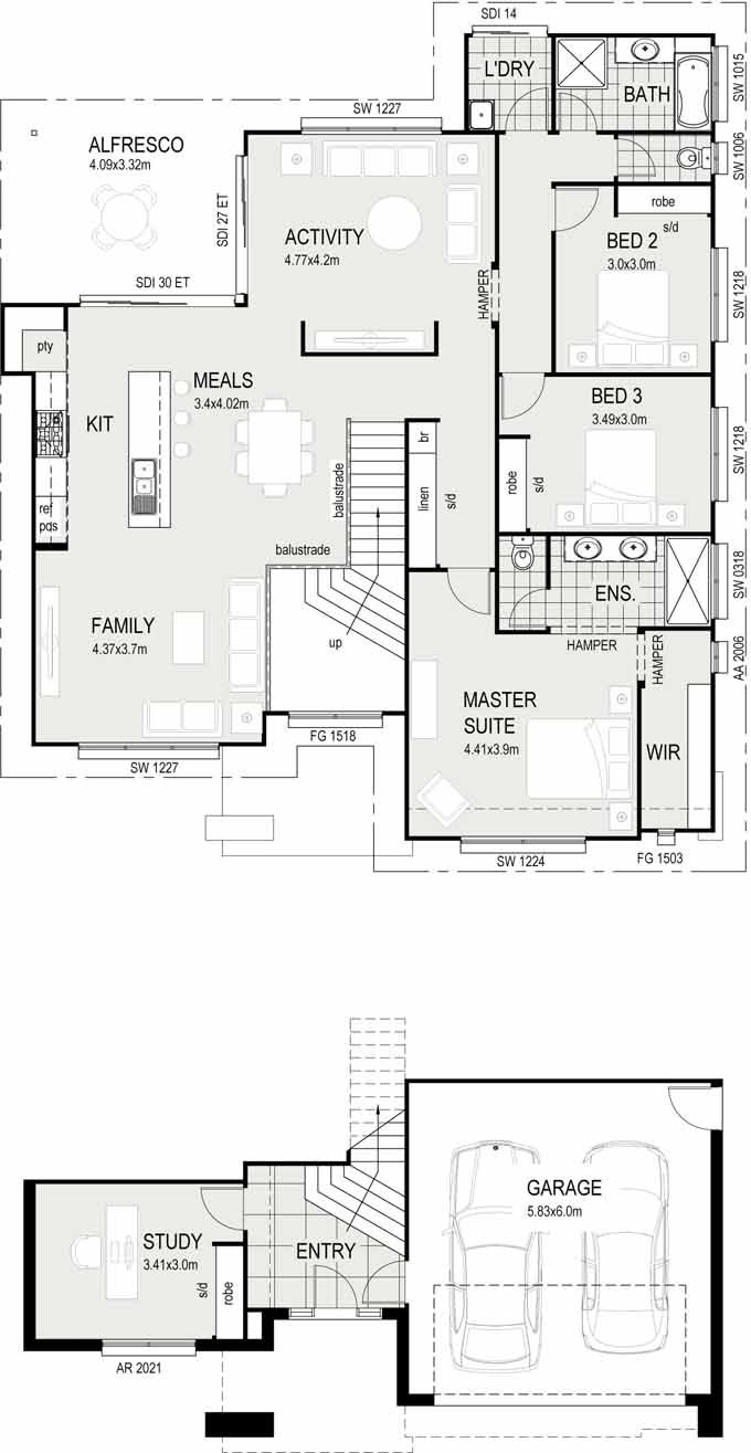 Southport House Design