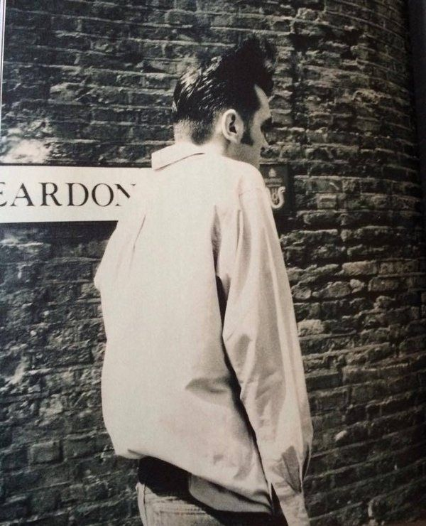 Image result for morrissey back