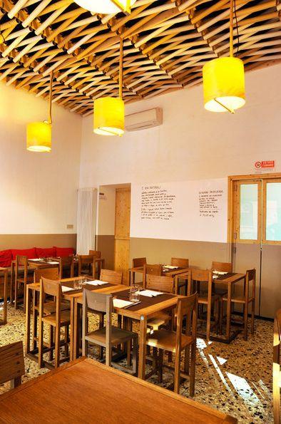 Pasta madre milano meraviglia paper restaurant design