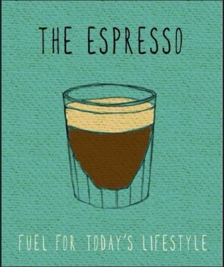 Espresso - fuel for today's lifestyle