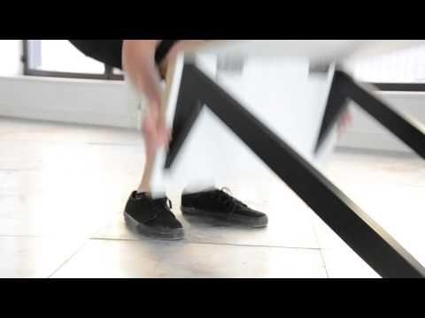 MK1 Transforming Coffee Table   Duffy London - YouTube