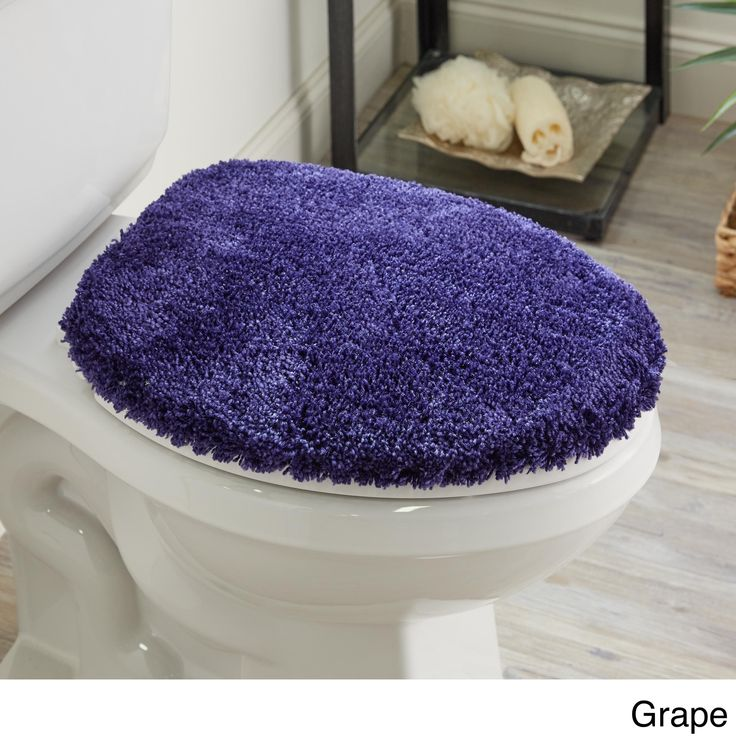 Mohawk Home Spa Toliet Lid Cover