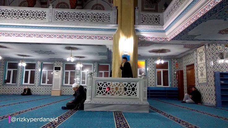 Fatma Hatun Camii Esenler İstanbul Türkiye / Fatma Hatun Mosque Istanbul...
