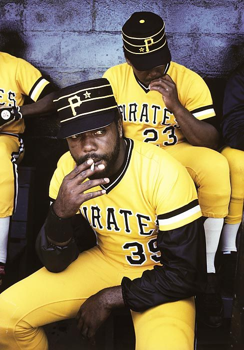 """What kind of cigarette is that?"" ""Joint."" ""Joint? They don't make em' very good."" Dave Parker, 1980"