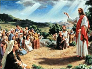 Jesus-Multidão-Mórmon