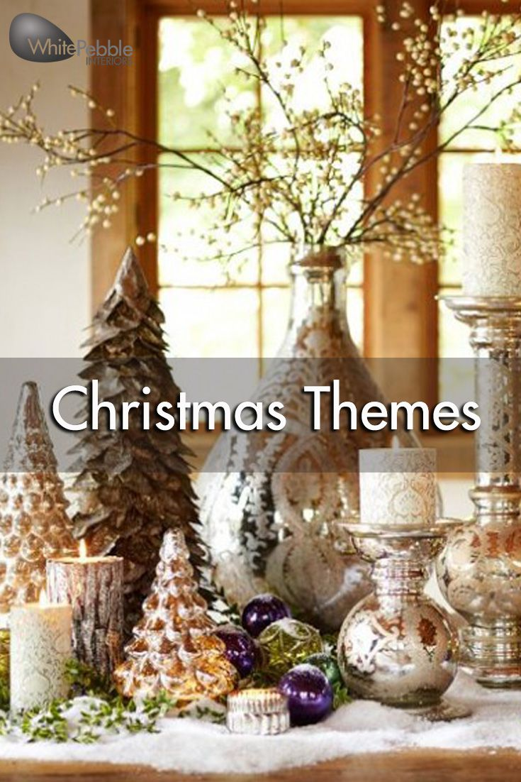Christmas and Christmas themes - which them do you love best?