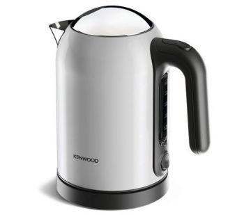 The Scene Kettle collection is the new stylish collection of kettles from Kenwood. The kettle has a great 1.6 litre capacity which is ideal for the practical co...