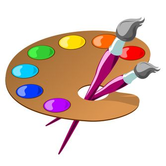 Paint Joy is an app that enables users to draw/paint on a tablet. Comes with a variety of different brushes and great features like enabling you to turn your drawing process into a movie.