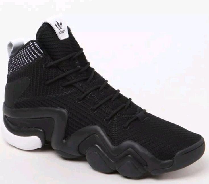 NEW Adidas Originals Crazy 8 ADV Primeknit Black Kobe Bryant KB8 BY3602 Sz 8.5 #adidas #BasketballShoes