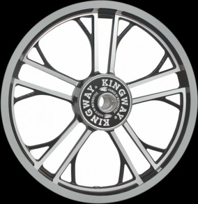 Buy ALLOY WHEEL BLACK D2(VICTOR) ROYAL ENFIELD KINGWAY On Special Discount From Safexbikes.com - Motorcycle Parts And Accessories Online Shopping