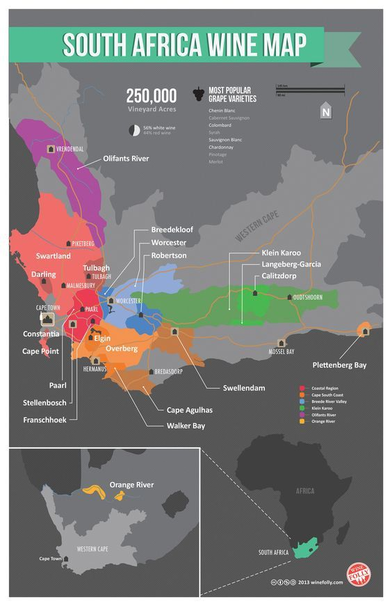 South Africa Wine Map https://www.pinterest.com/pin/124412008429973371