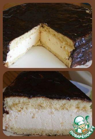 "Торт ""Птичье молоко"" - кулинарный рецепт"