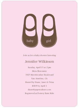 best baby shower invites images on   baby shower, Baby shower invitation