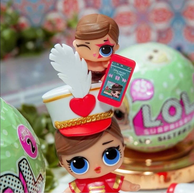 L.O.L Surprise Series 1 Majorette & Lil Majorette #lolsurprise #lol #surprise #d… – Unicorn's & LOL dolls & things