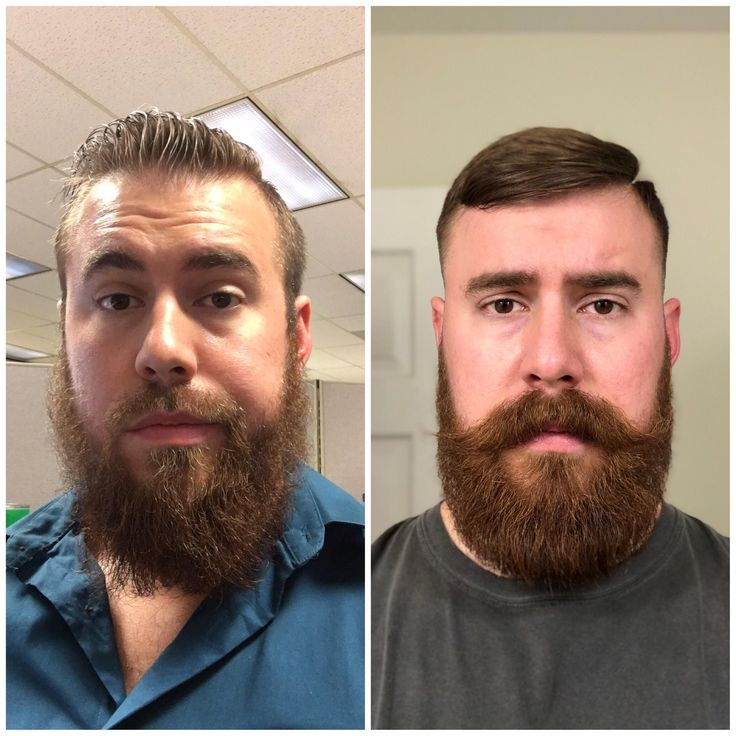 how to soften beard after trimming