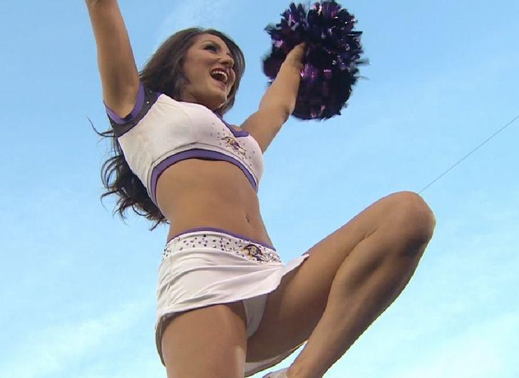 Sexy Nfl Cheerleaders Upskirt